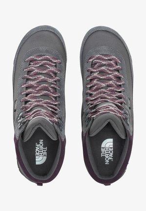 Trainers - zinc grey/vintage violet