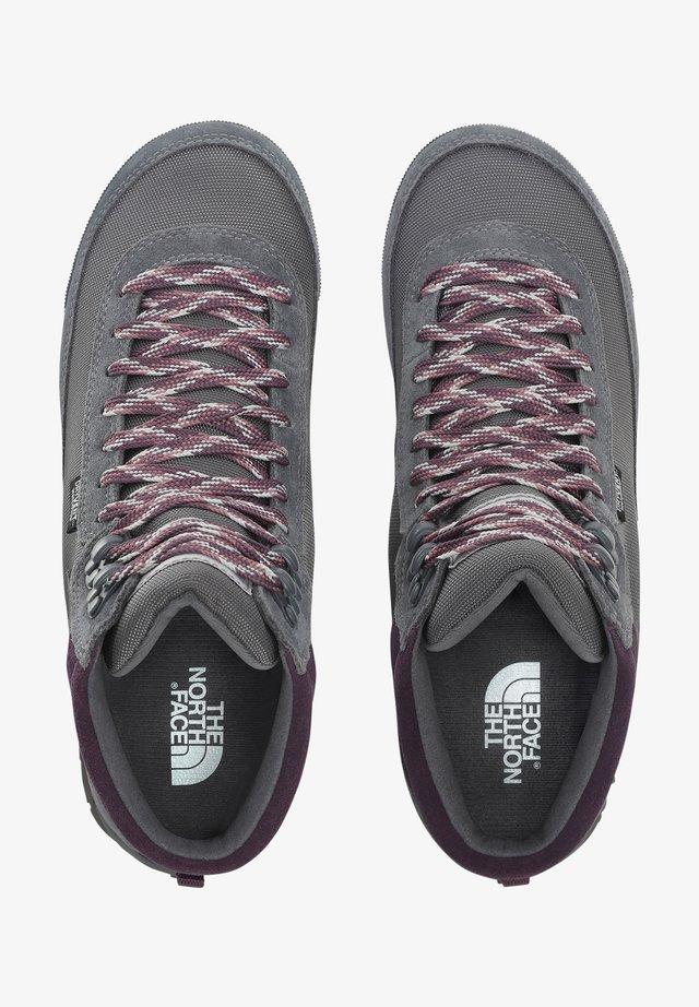 Sneakersy niskie - zinc grey/vintage violet