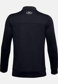 Under Armour - Training jacket - black - 1