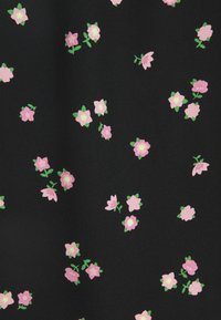 kate spade new york - DITSY BEGONIA TIE NECK SHELL - Blouse - black - 2