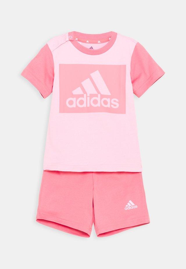 SET  - Sports shorts - light pink/hazy rose