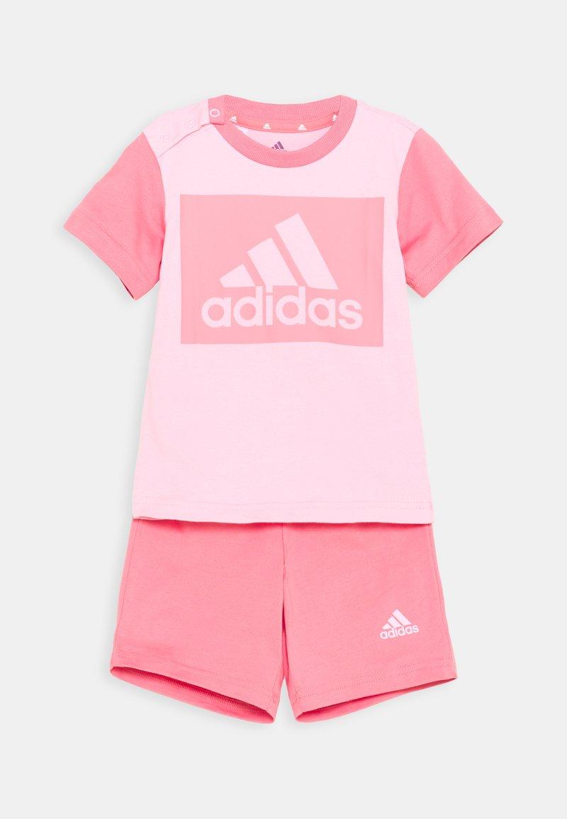 adidas Performance - SET  - Sports shorts - light pink/hazy rose
