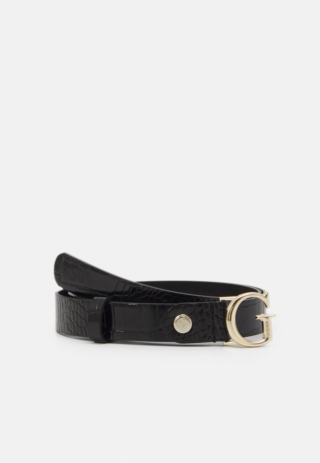 CORILY ADJUSTABLE PANT BELT - Skärp - black