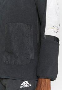 adidas Performance - REAL MADRID - Club wear - carbon/chalk white - 4