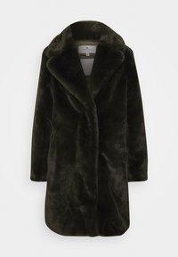 TOM TAILOR - Winter coat - dark rosin green - 0
