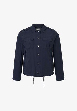MY TRUE ME TOM TAILOR JACKEN & JACKETS JACKE IM UTILITY-STIL - Summer jacket - real navy blue