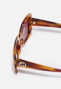 Gucci - Sonnenbrille - havana/violet - 2