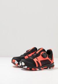 adidas Performance - TERREX  AGRAVIC BOA R.RDY UNISEX - Trekingové boty - core black/footwear white/solid red - 3
