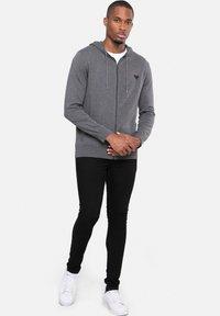 Threadbare - CHURA - Zip-up sweatshirt - grau - 1