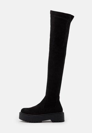 RANGER - Høye støvler - black