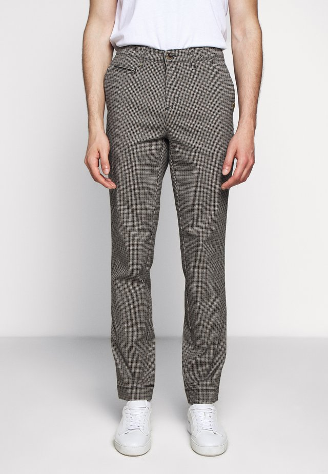 DOLAN - Trousers - grey