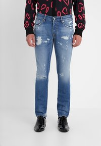 Just Cavalli - Slim fit jeans - blue denim - 0