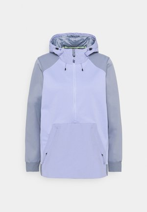 CROWN  - Softshellová bunda - foxglove violet