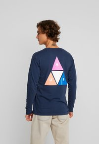 HUF - PRISM TEE - Long sleeved top - insignia blue - 2