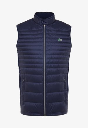 GOLF VEST - Vest - navy blue
