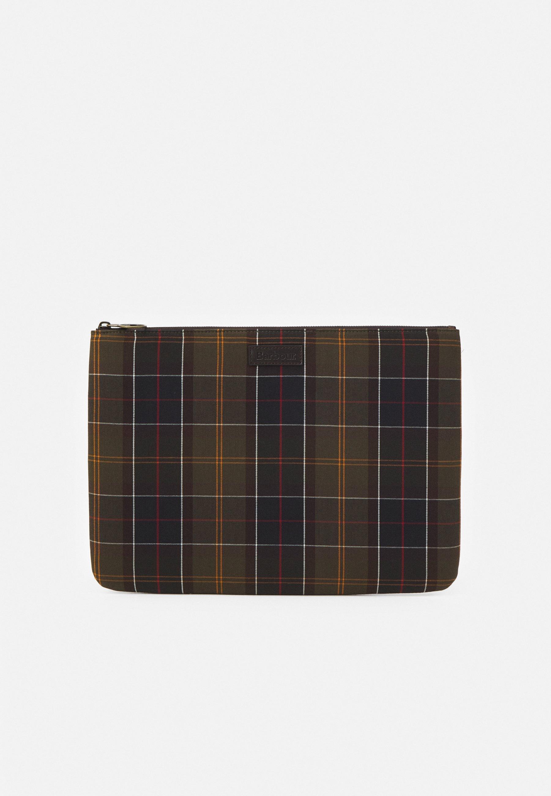 Women TARTAN LAPTOP DOCUMENT HOLDER UNISEX - Laptop bag