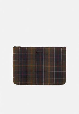 TARTAN LAPTOP DOCUMENT HOLDER UNISEX - Laptop bag - classic