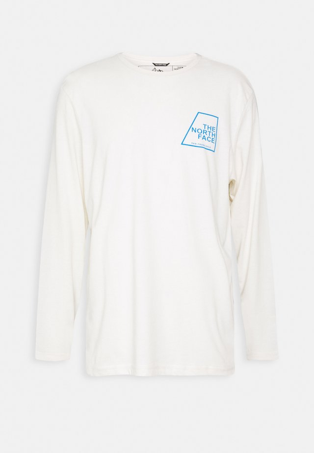 RECOVER TEE UNISEX - Long sleeved top - clear lake blue