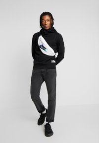 G-Star - NEW AERO - Hoodie - dark black - 1