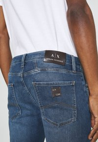 Armani Exchange - Slim fit jeans - indigo denim - 6