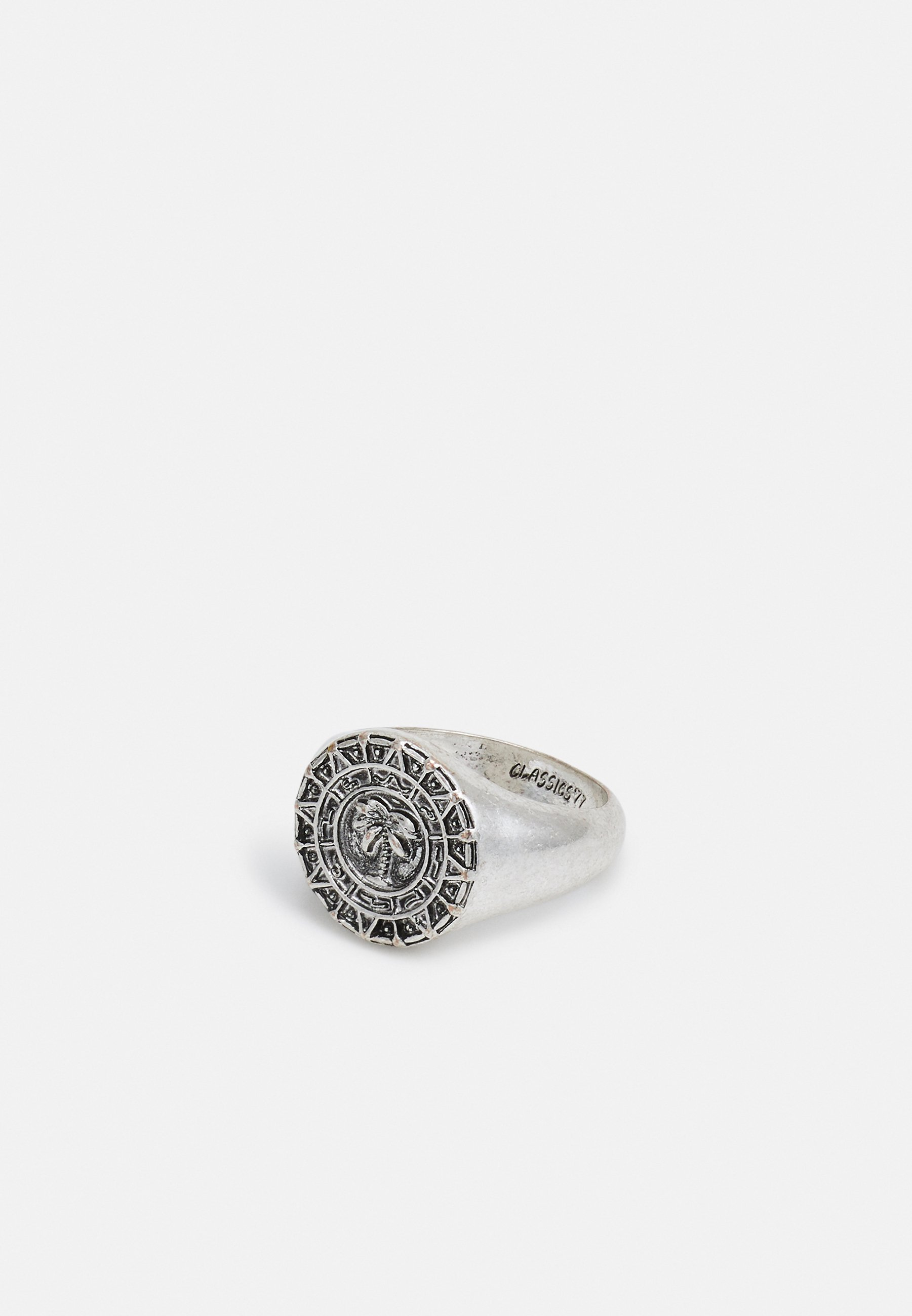 Homme TRIBE MENTALITY PALM COIN - Bague
