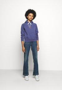 Polo Ralph Lauren - SEASONAL - Mikina skapucí - classic blue - 1