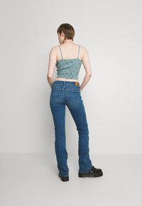 BDG Urban Outfitters - TRIM CAMI - Top - stormy sea - 2