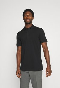 Selected Homme - SLHNEO - Polo shirt - black - 0