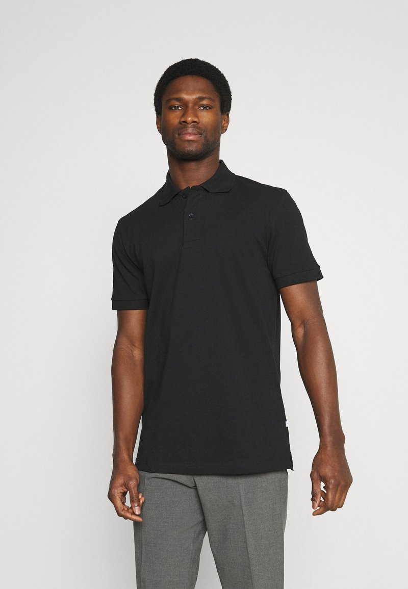 Selected Homme - SLHNEO - Polo shirt - black