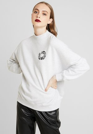 BERTA - Sweatshirt - grey