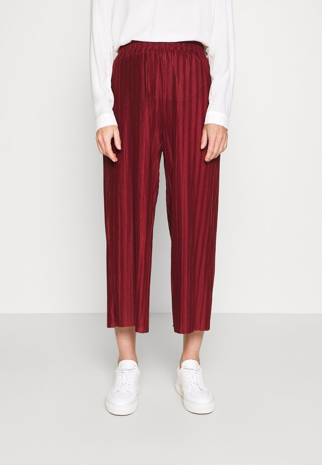 SC-KIRIT 4 - Trousers - brick