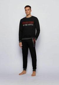 BOSS - Pyjamashirt - black - 1