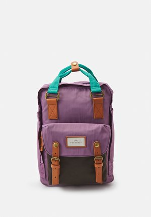 MACAROON BACKPACK UNISEX - Rucksack - purple tulip/expresso
