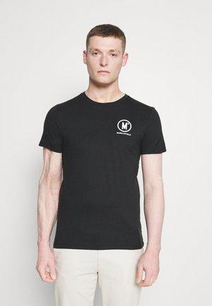 ARTWOR - Print T-shirt - black