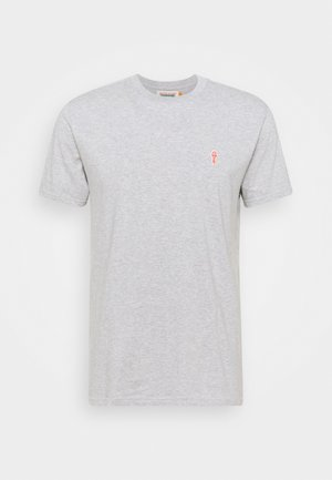 REGULAR - T-shirts - grey melange
