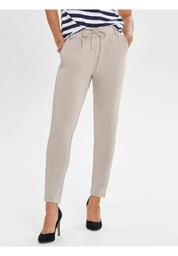 POPTRASH EASY COLOUR PANT - Trousers - off-white/off-white