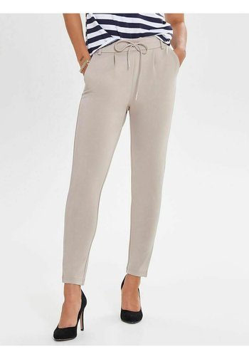 POPTRASH EASY COLOUR PANT - Tracksuit bottoms - off-white/off-white