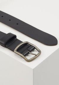 Abercrombie & Fitch - Belt - black - 3