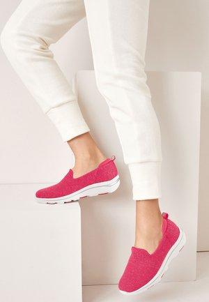 Mocassins - pink