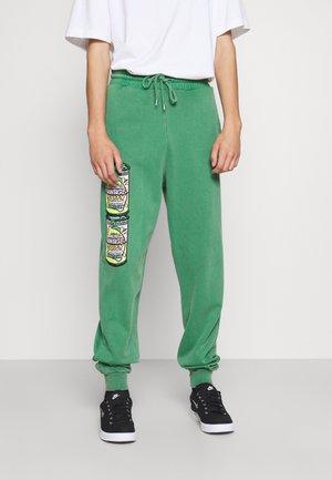 BUBBLE GUM CAN - Pantalon de survêtement - green