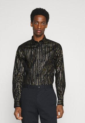 SAGRADA SHIRT - Camicia - black/gold