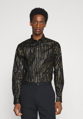 SAGRADA SHIRT - Košile - black/gold