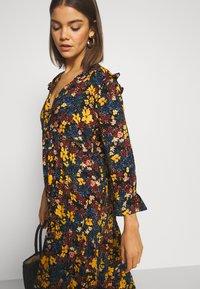 ONLY - ONLNALINA DRESS - Abito a camicia - black - 3