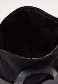 Zign - UNISEX LEATHER - Laptoptas - black - 2