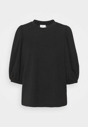 KAJANNA - Long sleeved top - black deep
