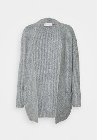 Cartoon - Cardigan - middle grey melange - 0