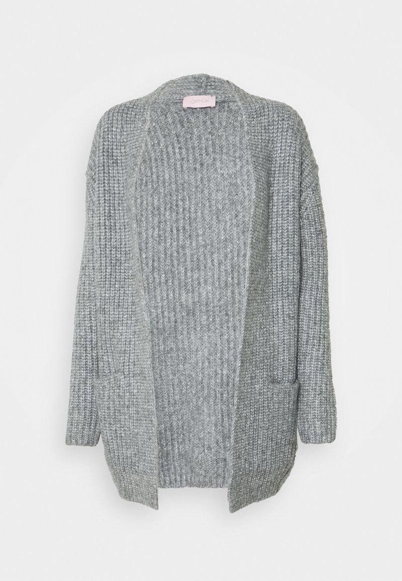 Cartoon - Cardigan - middle grey melange