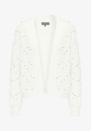 Cardigan - wool white