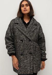 Violeta by Mango - MARIA - Short coat - schwarz - 0