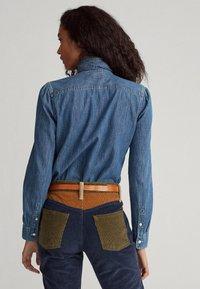 Polo Ralph Lauren - Button-down blouse - medium indigo - 2